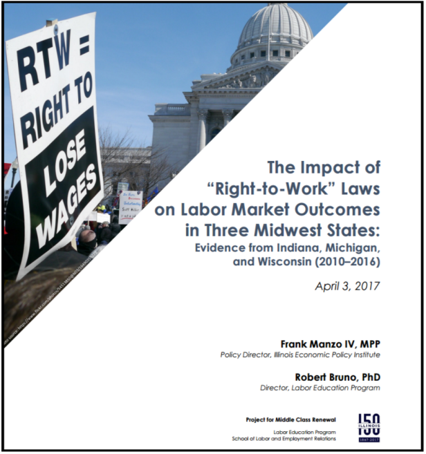 RTW report Cover